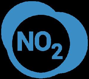 NO2 molecule