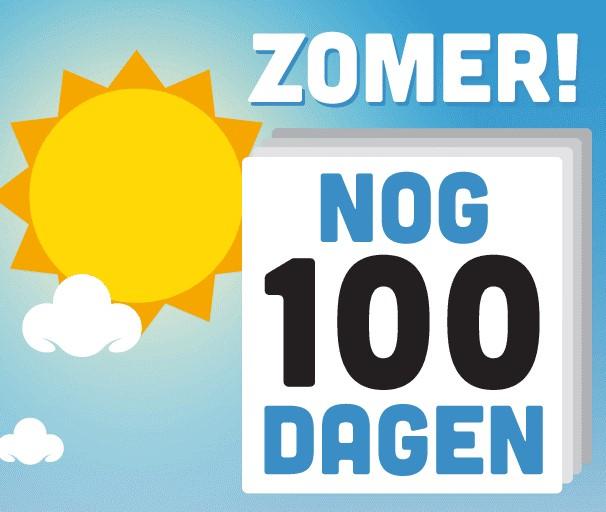 21 juni 2018 – Nog 100 dagen tot de meetresultaten
